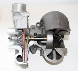 Turbolader bei MTS Schwanenstadt