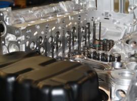 Motor-Generalüberholung Zusammenbau 3