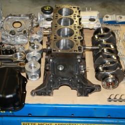 Motor Generalüberholung Zusammenbau 4