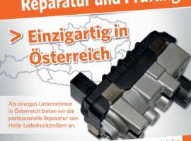 Ladedrucksteller reparieren und prüfen