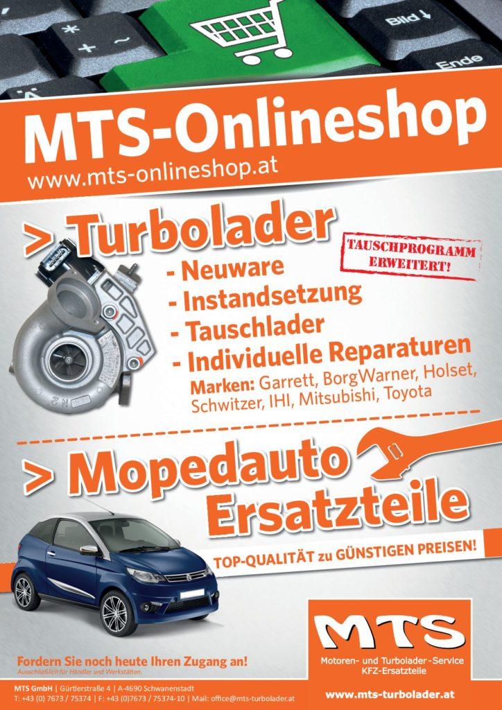 Mopedauto Ersatzteile - TOP Qualität, günstige Preise - jetzt bei MTS