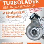 Turbolader kaufen, tauschen oder reparieren